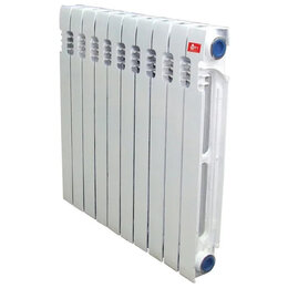 Радиаторы - Чугунный радиатор сти нова 500, 0
