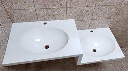 Комплектующие - Столешница с интегрированными раковинами из…, 0