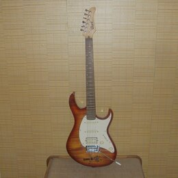 Электрогитары и бас-гитары - Электрогитара cort G2120ft rohs, 0