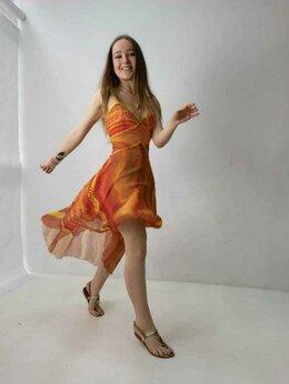 Платья и сарафаны - Сарафан-шёлк-Италия 8000р, 0