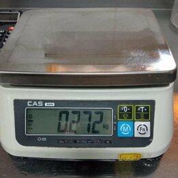 Весы - Весы электронные CAS SWN-15, 0
