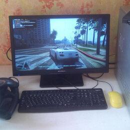 Мониторы - жк24.FullHD.HDMI.Встроенные динамики, 0