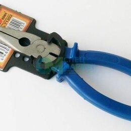 Аксессуары и комплектующие - Утконосы загнутые 200мм (с синими ручками), 0
