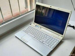 "Ноутбуки - Sony i5-2450m, 6gb, 15""6, белоснежный Geforce, 0"