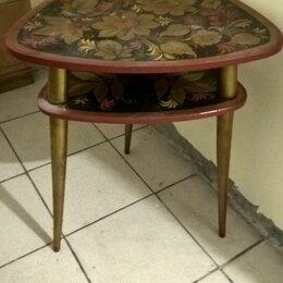 Столы и столики -  столик Золотая хохлома СССР, 0