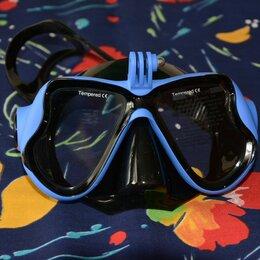 Маски и трубки - Подводная маска, 0