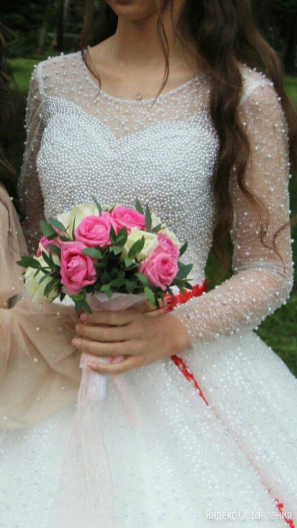 Свадебное платье по цене 20000₽ - Платья, фото 0