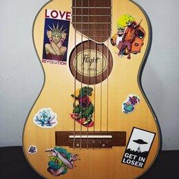 Акустические и классические гитары - Гиталеле Flight (Гитара+укулеле) , 0