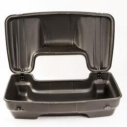 Аксессуары и дополнительное оборудование  - Кофр задний пластмассовый со спинкой, 0