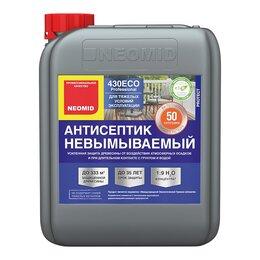 Антисептики - Антисептик Neomid 430 Eco невымываемый (Неомид)…, 0