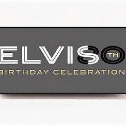 Аксессуары и комплектующие для гитар - Dunlop EPPT08 Elvis Presley 80th Birthday Медиаторы 6шт, в коробочке, 0
