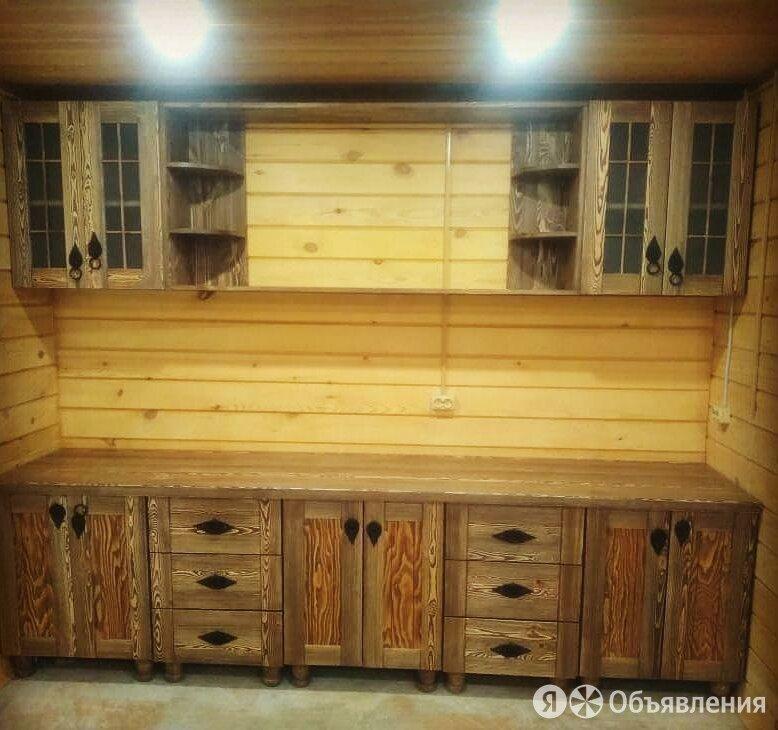 Кухня из дерева по цене 50000₽ - Мебель для кухни, фото 0