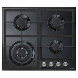 Плиты и варочные панели - KORTING газовая варочная HG 665 CTN, 0