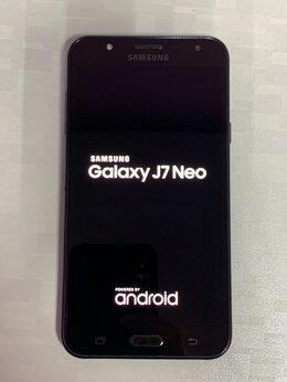 Мобильные телефоны - Samsung galaxy j7 neo 2/16gb, 0