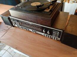 Проигрыватели виниловых дисков - Проигрыватель винила Melodija-104-stereo-01, 0