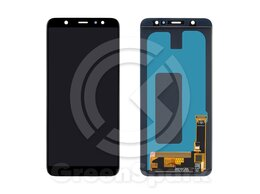 Дисплеи и тачскрины - Дисплей для Samsung A605F Galaxy A6 Plus 2018 +та, 0
