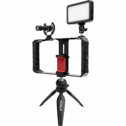 Микрофоны - Synco Vlogger Kit 1 набор для влогеров с…, 0