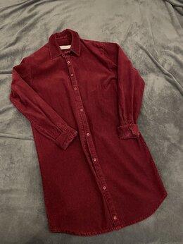 Платья - Вельветовое платье , 0
