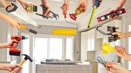 Ремонт и монтаж товаров - ремонт квартир, 0