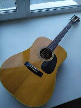 Акустические и классические гитары - Гитара Morris w 20 , 1975, Japan🇯🇵, 0