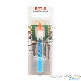 Термопаста - Термопаста КПТ 8  3 гр шприц, 0