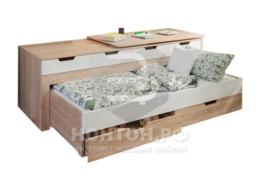 Кроватки - Детская кровать Гулливер, 0