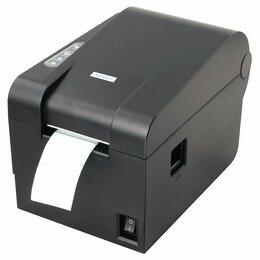 Принтеры чеков, этикеток, штрих-кодов - Принтер XP-235B, 0