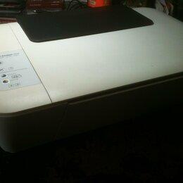 Принтеры и МФУ - МФУ  HP DJ 1510 на разбор, 0