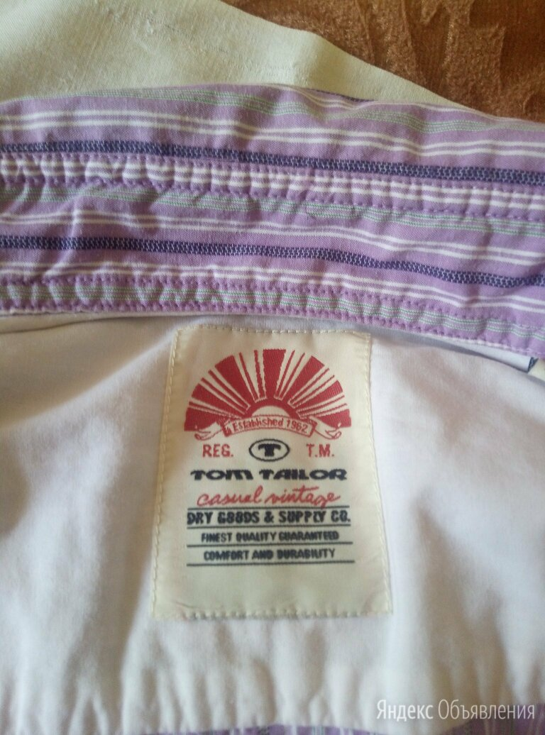 Рубашка Tom Tailor по цене 500₽ - Рубашки, фото 0