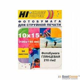 Бумага и пленка - Бумага глянцевая A5 Hi-image 210г/м2, 50лист., 0