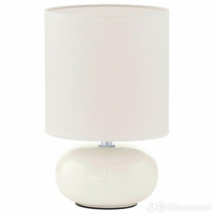 Настольная лампа декоративная Eglo Trondio 93046 по цене 2390₽ - Настольные лампы и светильники, фото 0