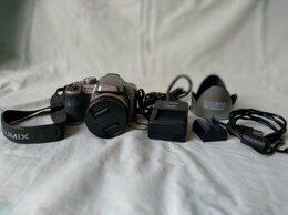 Фотоаппараты - Фотоаппарат panasonic lumix dmc fz18, 0