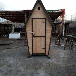 Готовые строения - Туалеты уличные, 0