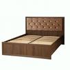 """Кровать 06.02-03 """"Габриэлла"""" (с ортопедическим основанием) 1600 мм по цене 17990₽ - Кровати, фото 3"""