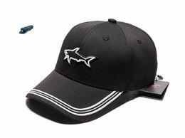 Головные уборы - Бейсболка кепка Paul Shark Rant (черный), 0