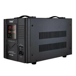 Электроустановочные изделия - Стабилизатор напряжения Uniel 5000ВА RS-1/5000…, 0