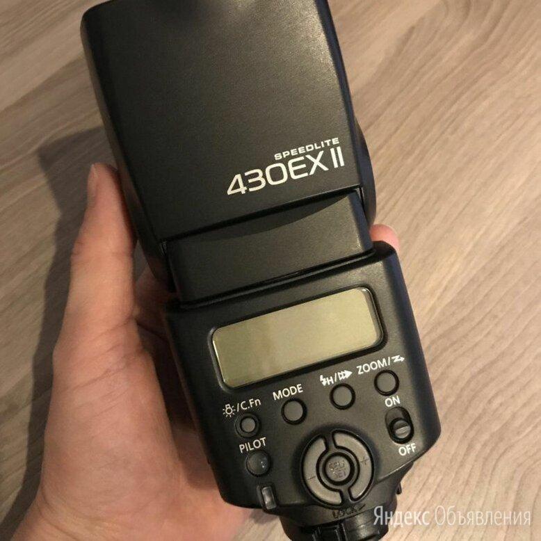 Canon speedlite 430ex2 по цене 5000₽ - Фотовспышки, фото 0