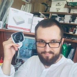 Готовые комплекты - Видеонаблюдение подбор установка, 0