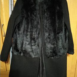 Пальто - Стильное пальто р.р 48 -52, 0