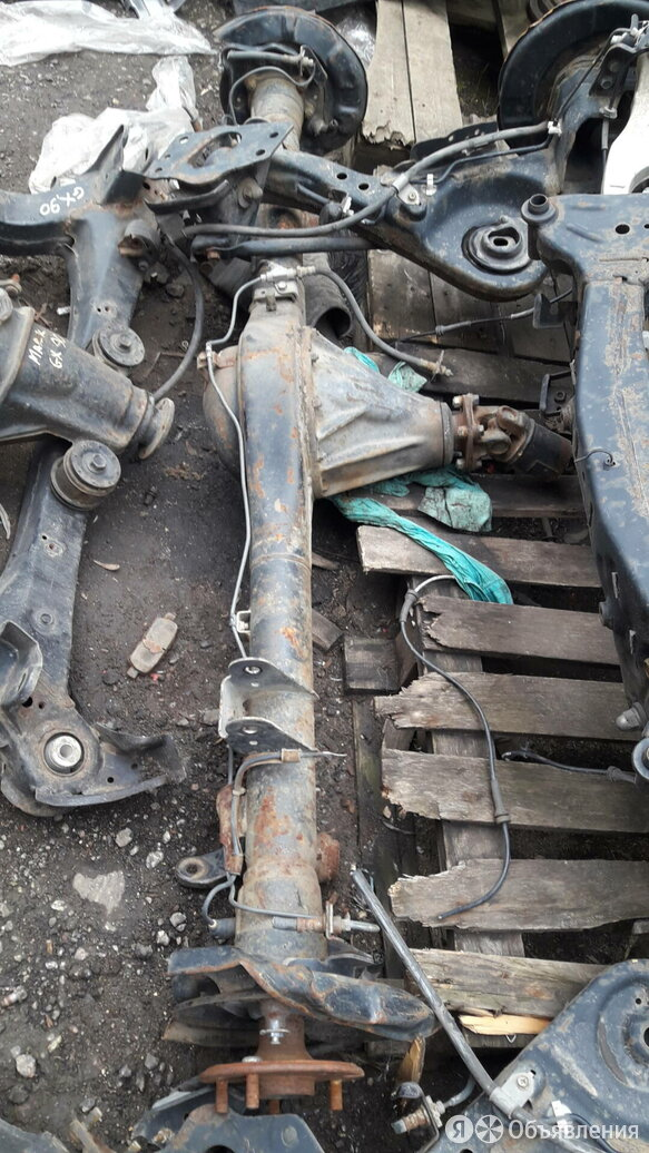 Задний мост Toyota Previa по цене 20000₽ - Трансмиссия , фото 0