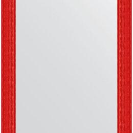Зеркала - Зеркало Evoform Definite BY 3909 80x140 см красная волна, 0