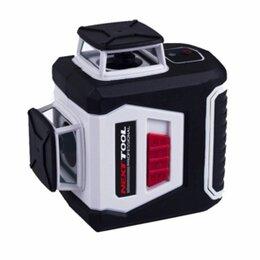 Измерительные инструменты и приборы - Уровень лазерный NEXTTOOL ПЛП-360/3, 0