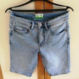 Шорты - Джинсовые шорты Cropp (новые), 0