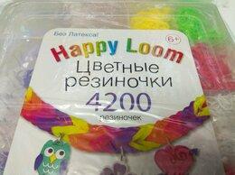Украшения для девочек - Цветные резиночки 4200шт. (Happy Loom), 0