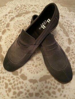 Туфли - Baseblu  лоферы мужские , 0