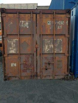 Оборудование для транспортировки - Морской контейнер 40 футов, 0