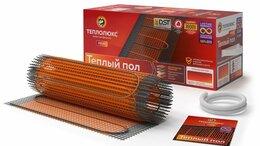 Электрический теплый пол и терморегуляторы - Нагревательный мат Теплолюкс ProfiMat 180-15 кв. м, 0