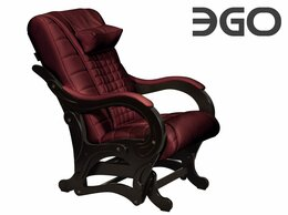 Массажные кресла - Relaxa Массажное кресло-глайдер (Искусственная…, 0