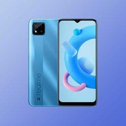 Мобильные телефоны - Realme C20 NFC 32GB Blue Новый Гарантия, 0