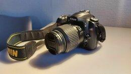 Фотоаппараты - Зеркальный фотоаппарат Nikon D50, 0